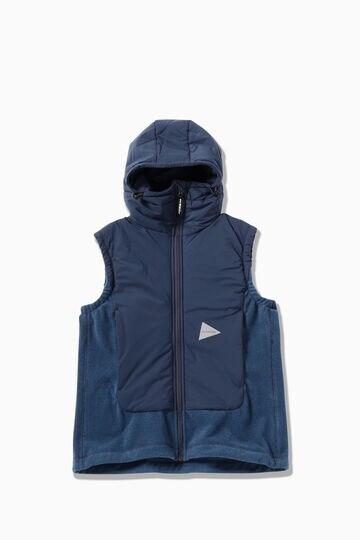 top fleece vest