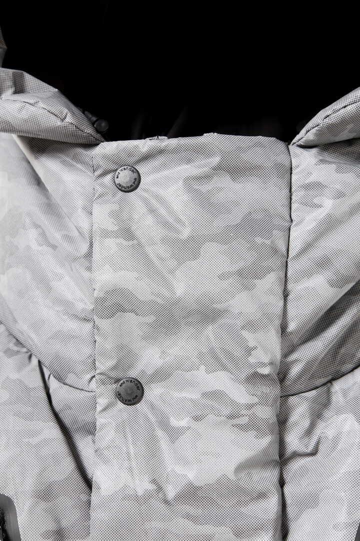 reflective PRIMALOFT jacket