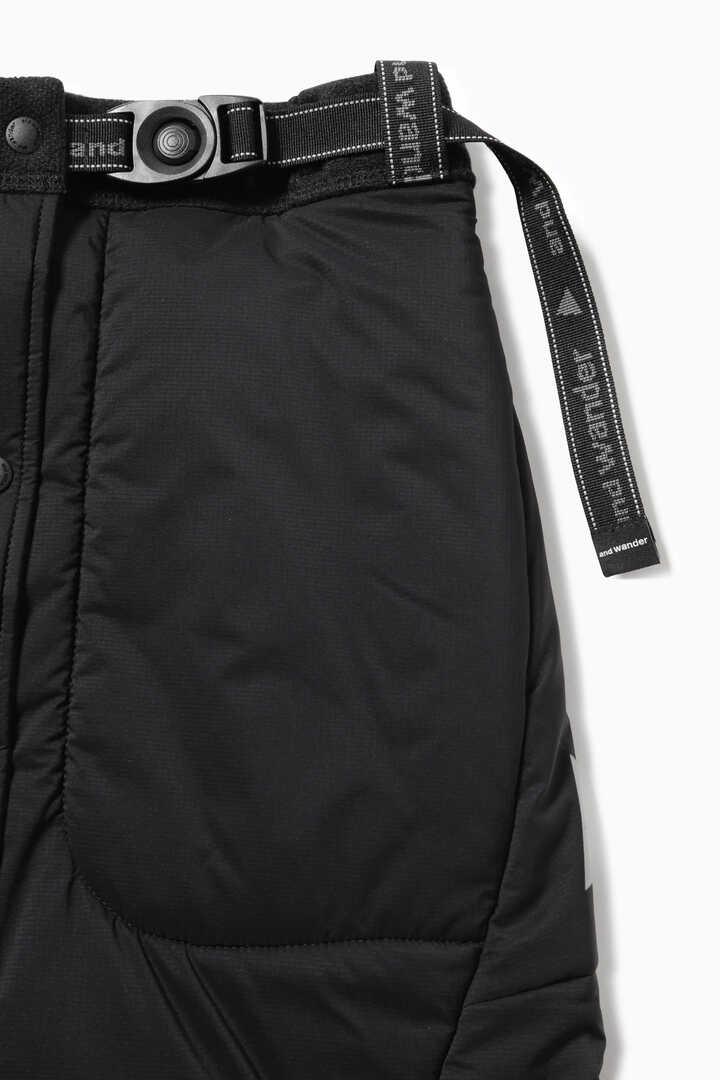 top fleece skirt