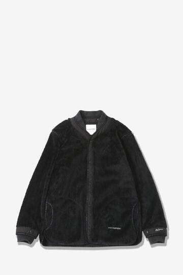 high loft fleece lining jacket