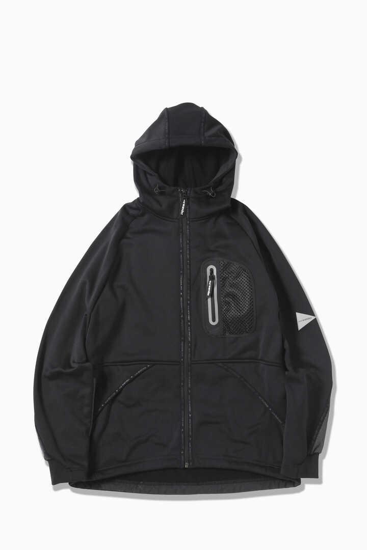 light fleece hoodie