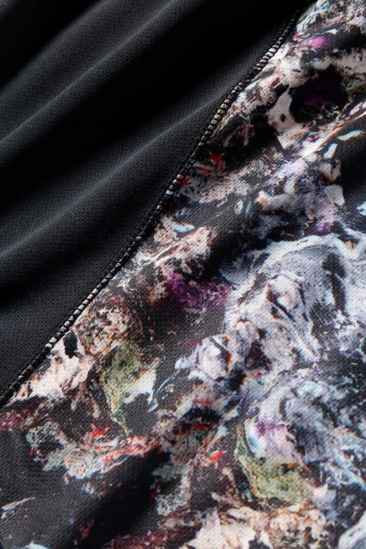 stone print dry T