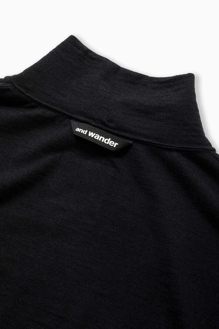 merino base high neck T