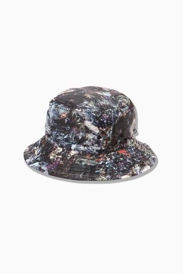 stone printed rip hat