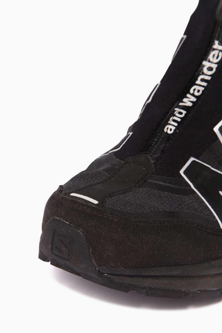 reflective highcut sneakers by salomon