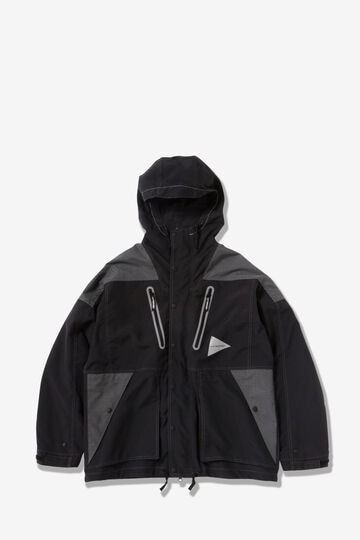 PERTEX nylon rip jacket | outerwear | and wander ONLINE STORE
