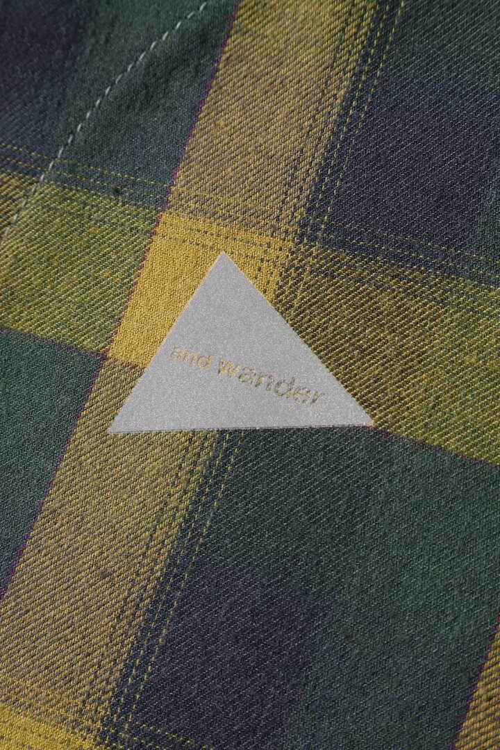 thermonel check shirts