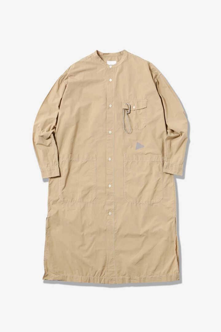 【先行予約 8月中旬入荷予定】CORDURA typewriter long shirts