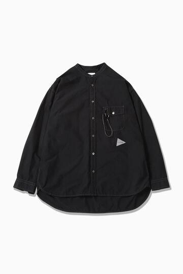 CORDURA typewriter band collar shirts (M)