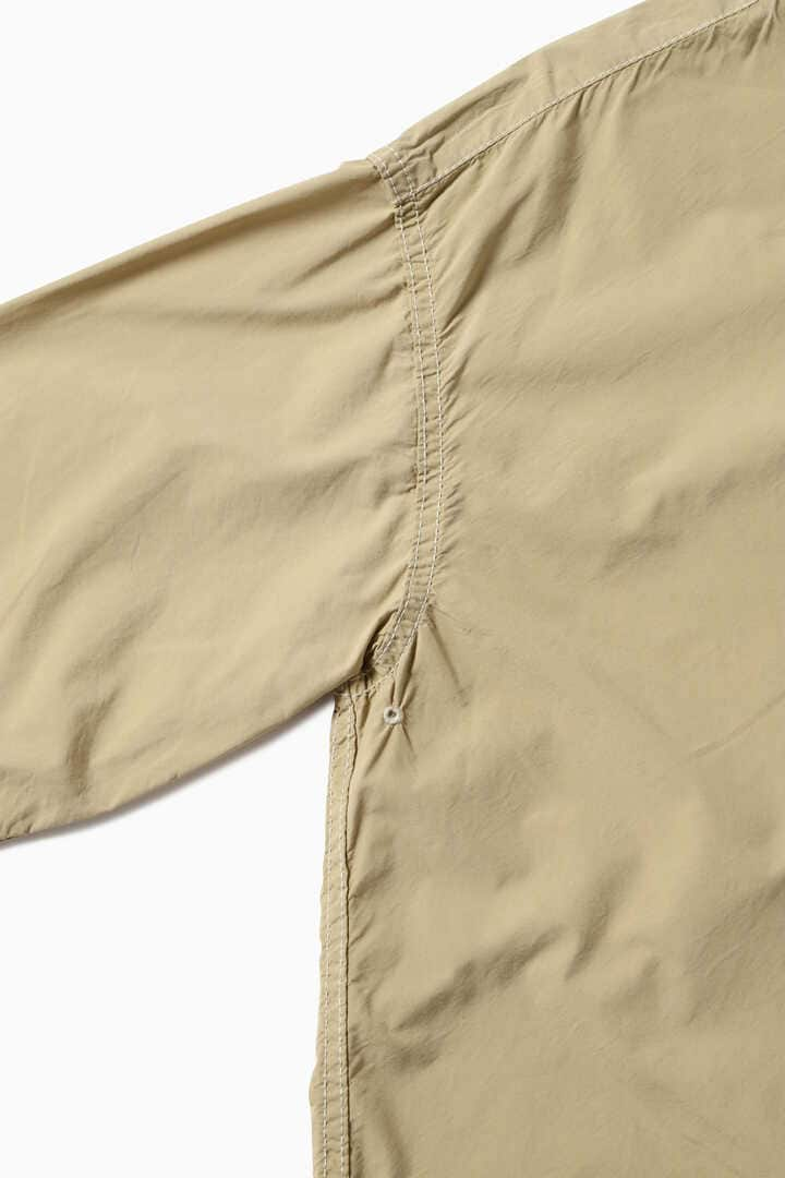 CORDURA typewriter band collar shirts (M)