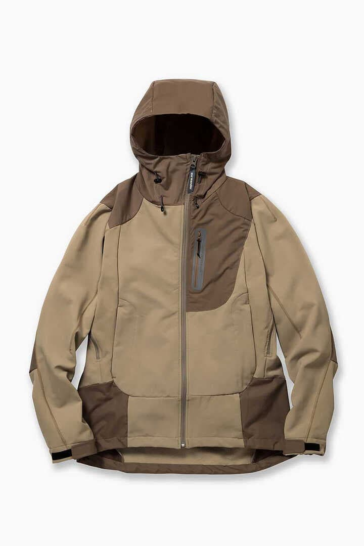 stretch shell jacket