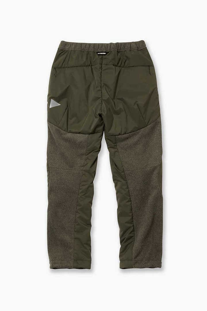 top fleece pants (W)