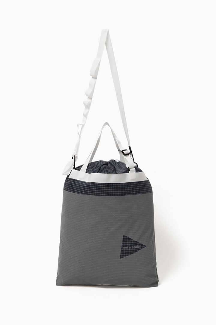 grid cloth stuffsack