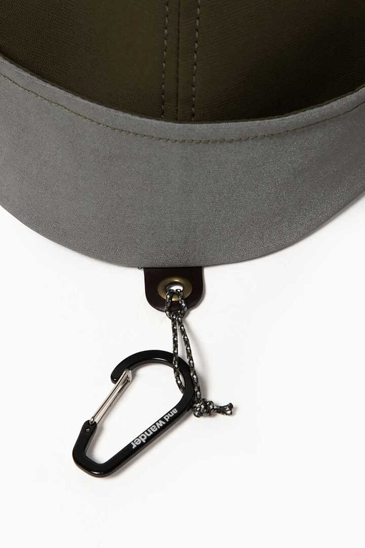 CORDURA stretch dobby cap reflect