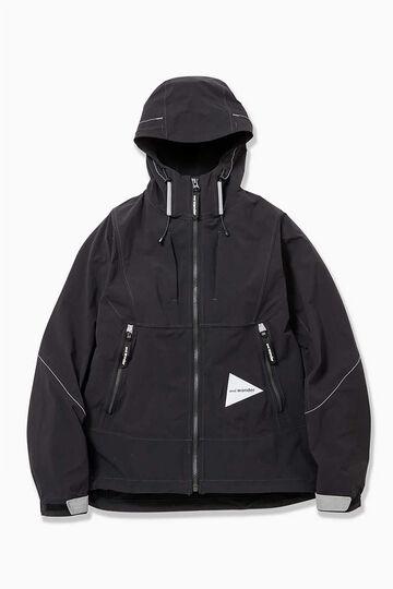 nylon strech jacket