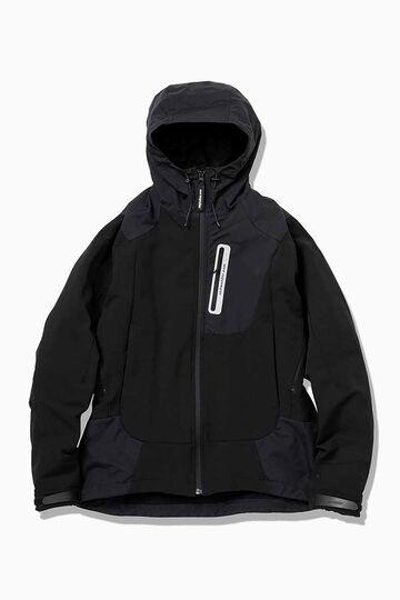 stretch shell jacket