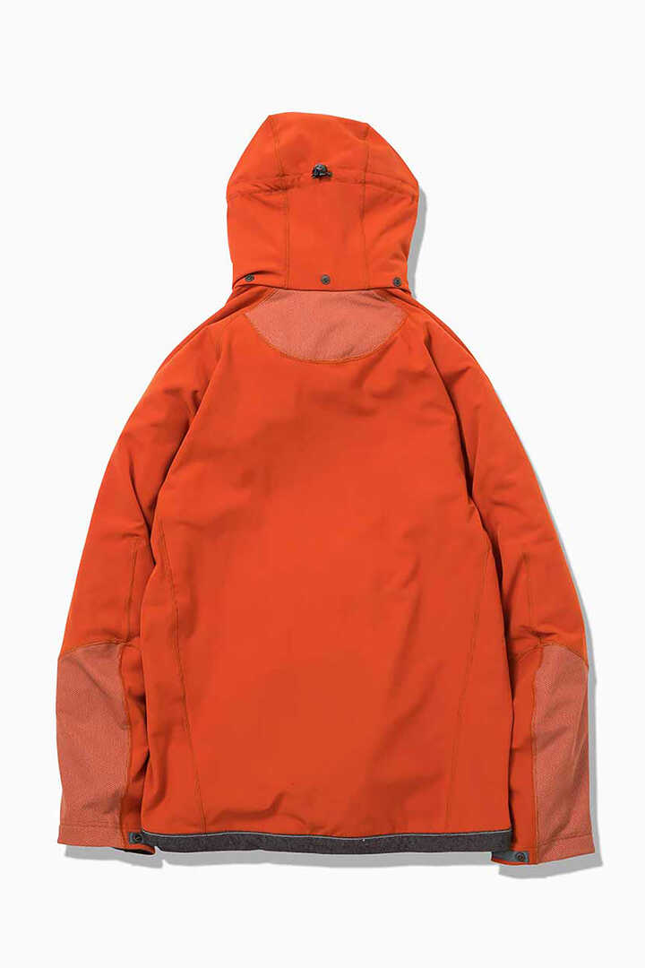 backside shaggy jacket