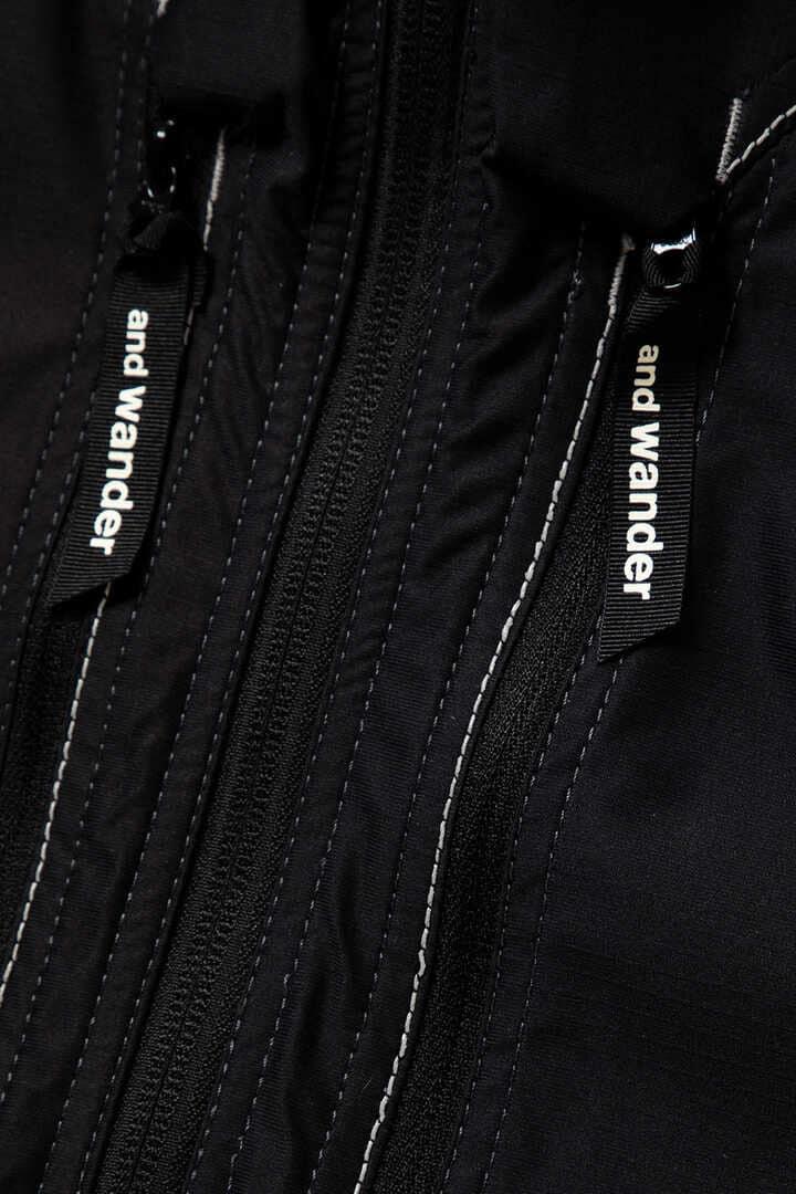 raschel rip jacket