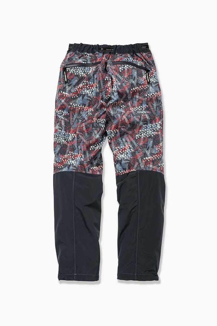 printed stretch pants