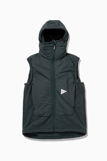 top fleece vest