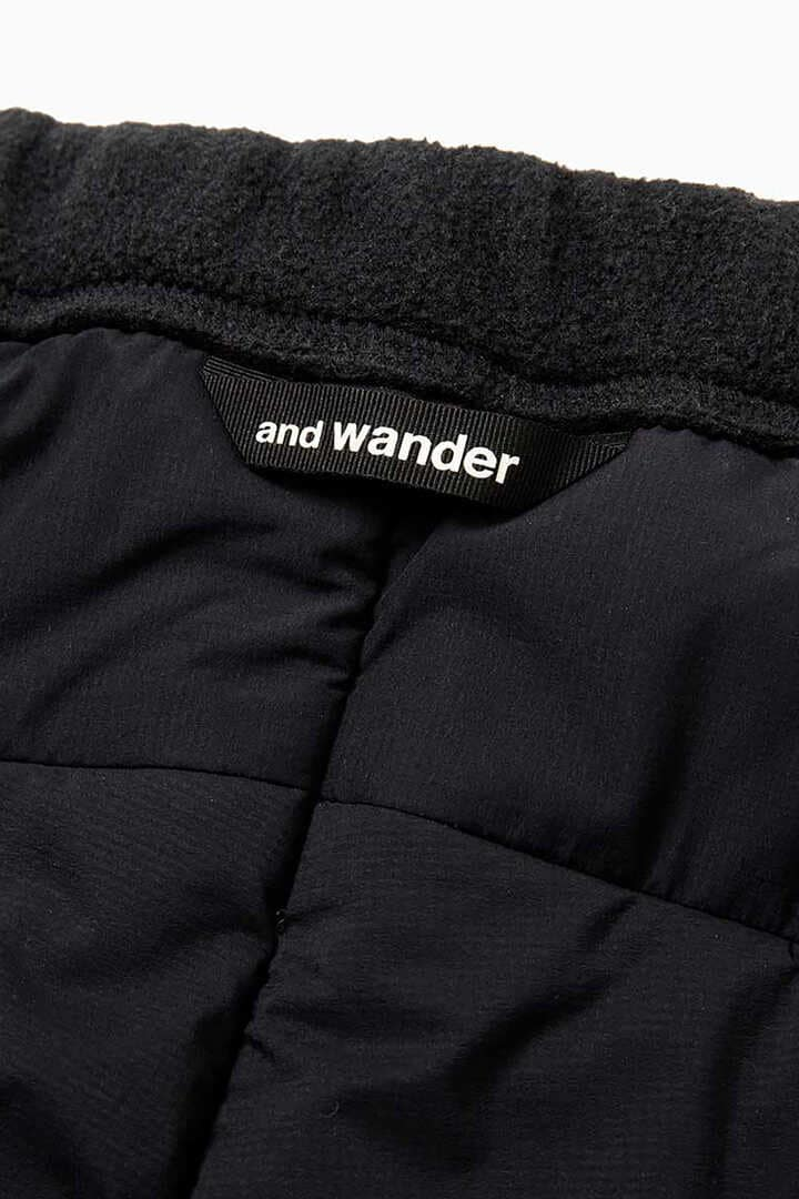 top fleece pants (M)