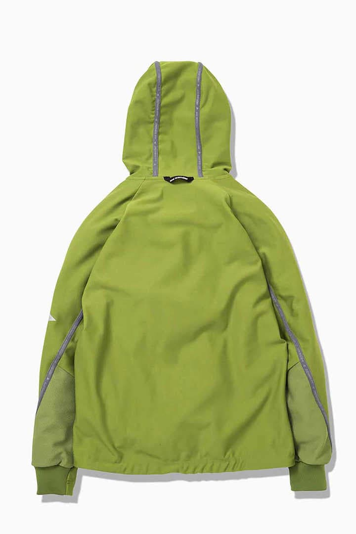 light fleece hoodie