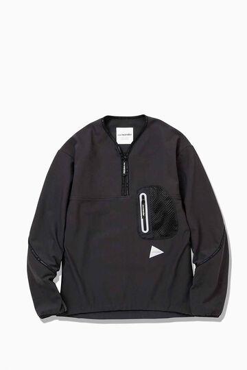 light fleece pullover
