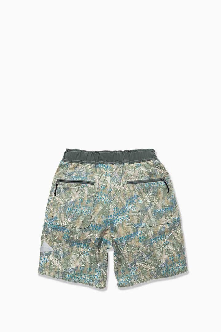 printed dry pants