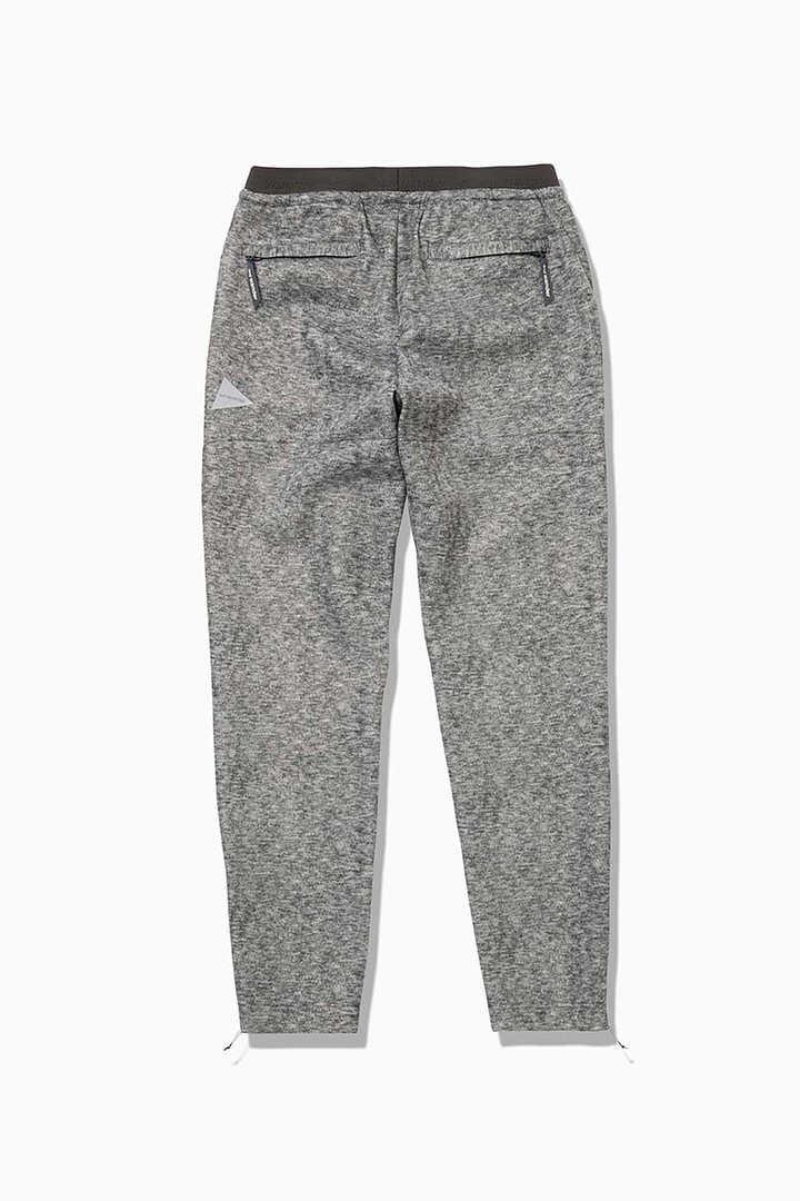 W raschel pants
