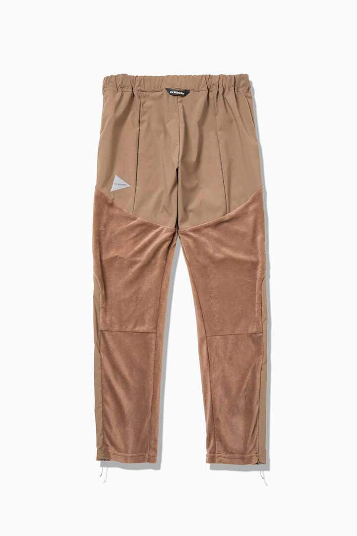 fleece base pants