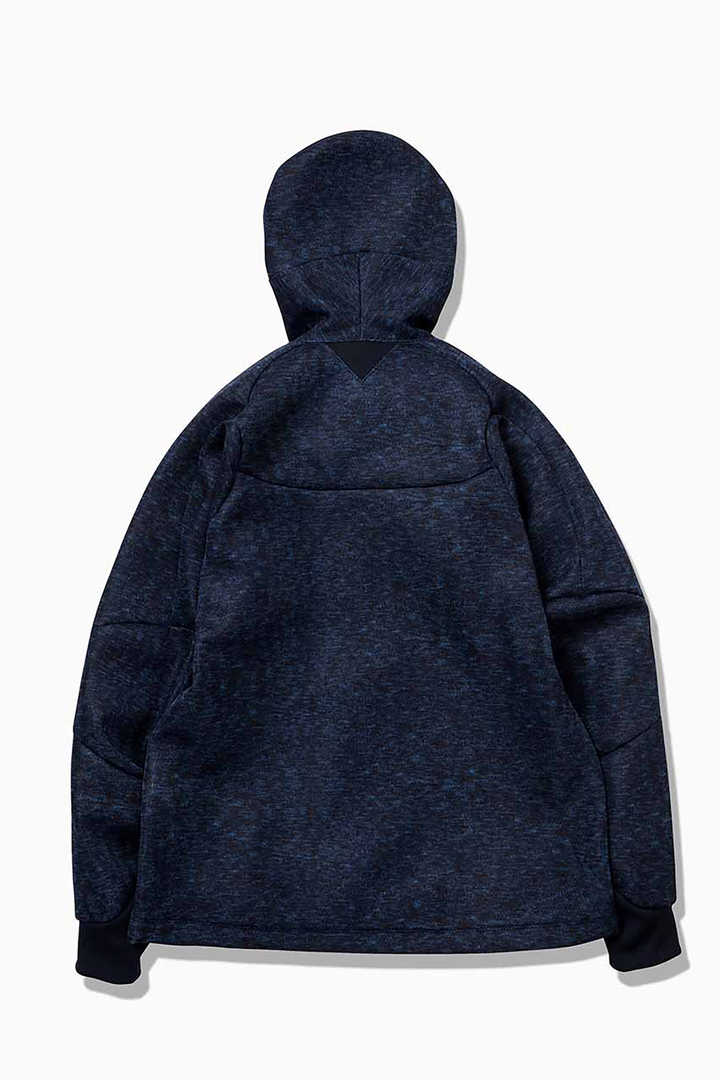 W raschel hoodie