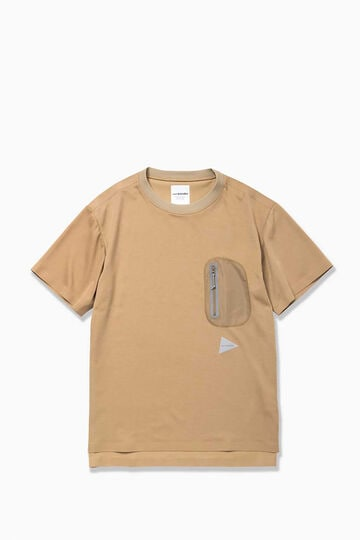 polyester seamless T