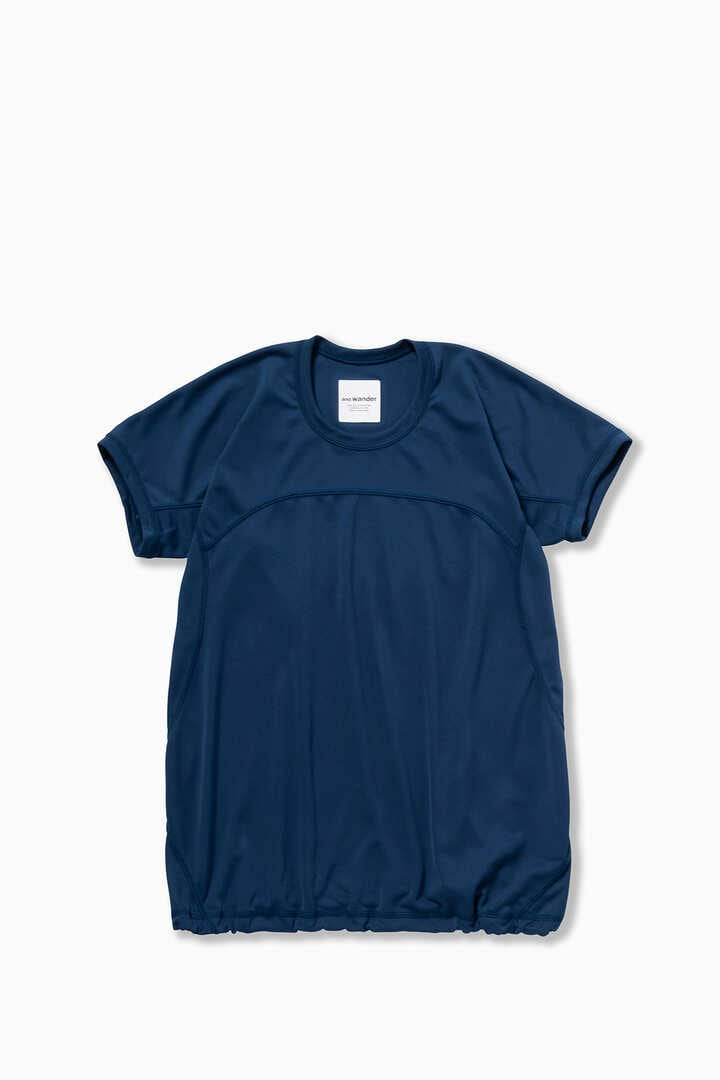 dry jersey short sleeve T (W)