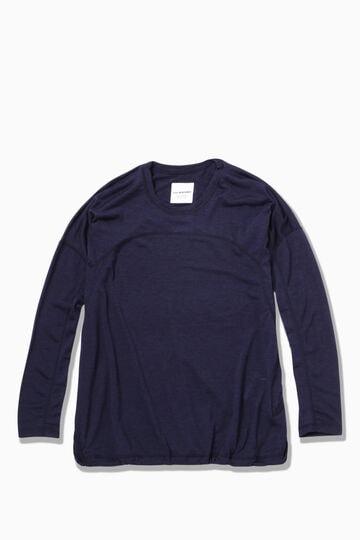 merino base long sleeve T (W)