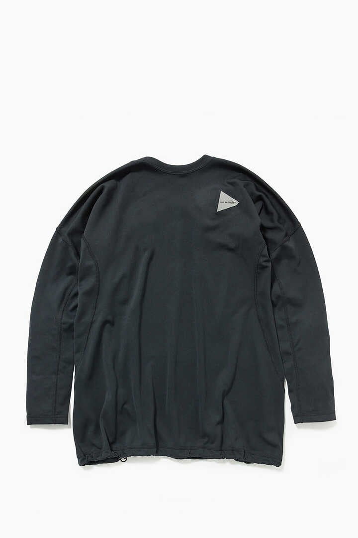dry jersey long sleeve T (W)