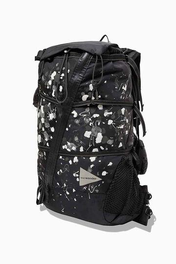 splatter hand paint 40L backpack