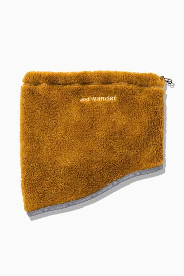 high loft fleece neck warmer
