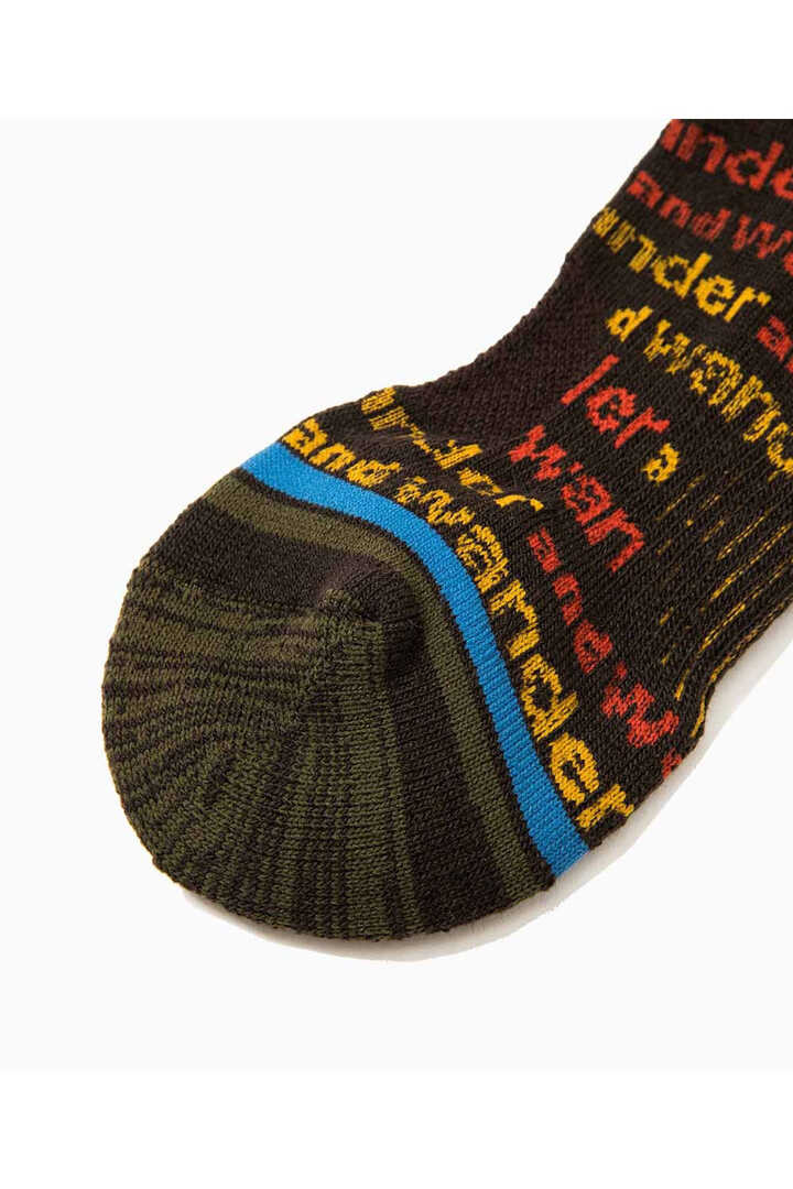 and wander socks