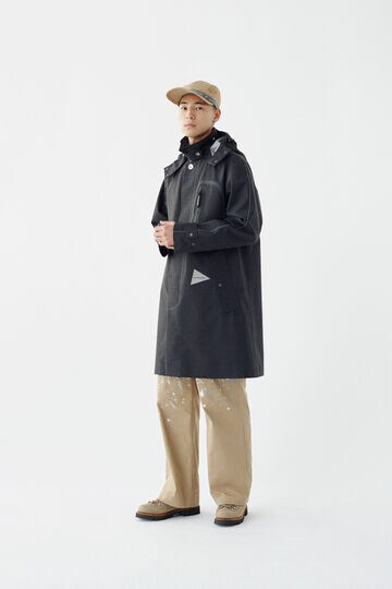 3layer wool coat