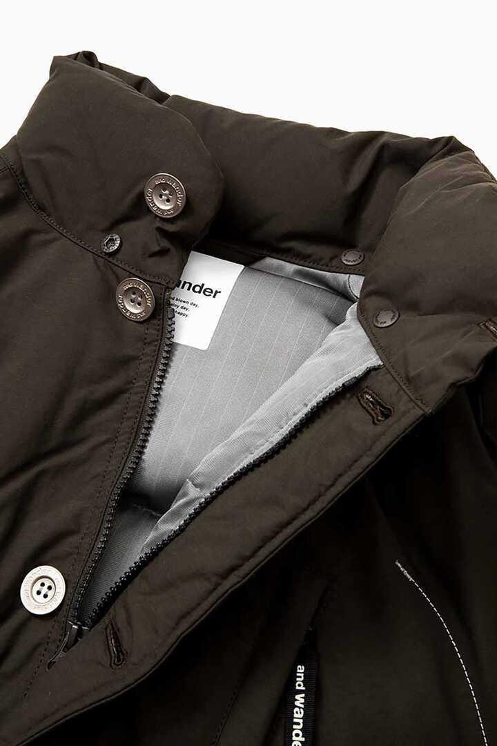 tough down jacket (M)