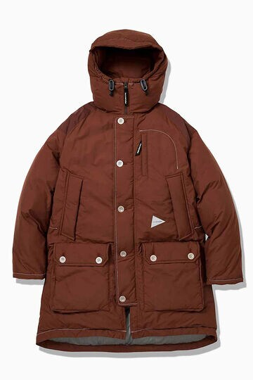 tough down coat
