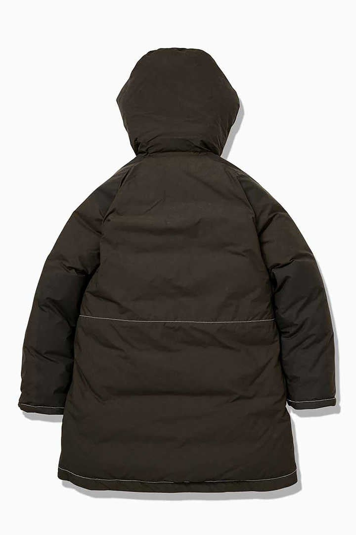 tough down coat