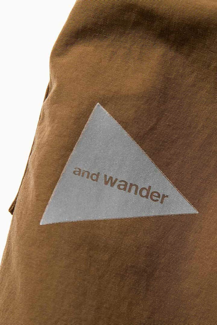 taslan nylon pants