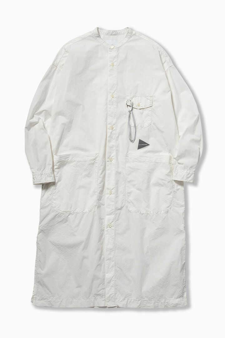 CORDURA typewriter long shirt (W)