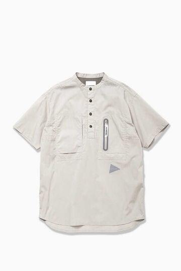 laser hole over shirt