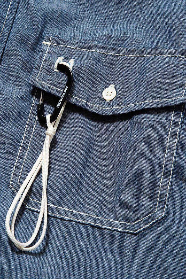 PL dungaree shirt (M)
