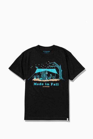 made in fall printed T