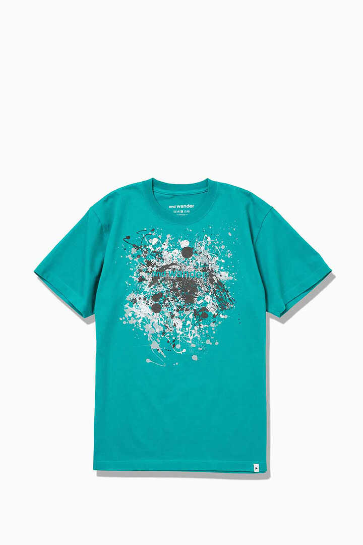splatter print T
