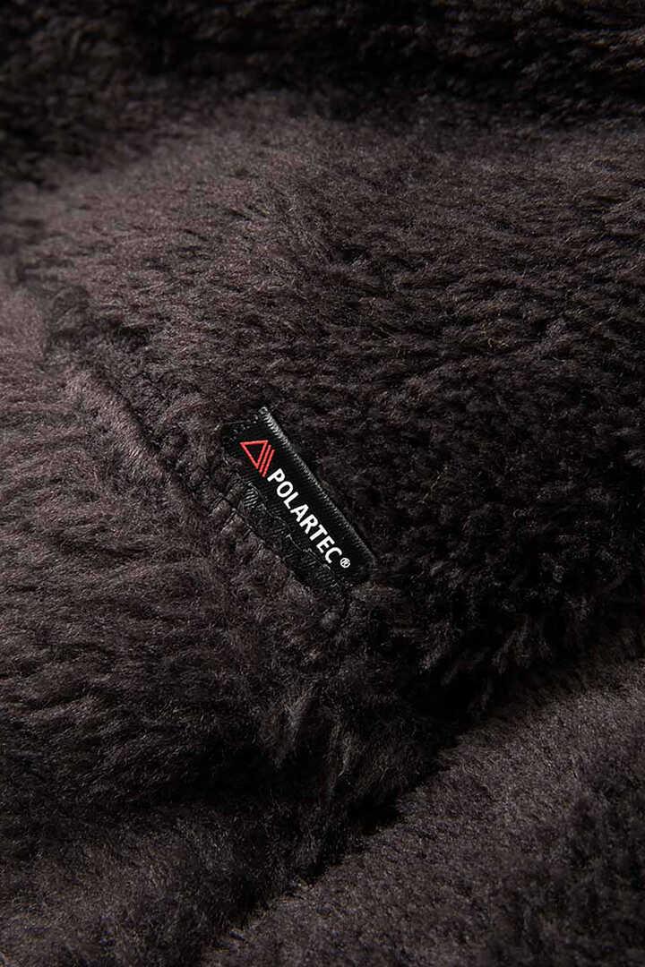 high loft fleece beanie