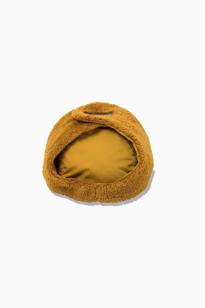 high loft fleece ear cap